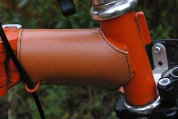 Front Frame Protector for Brompton Bicycles