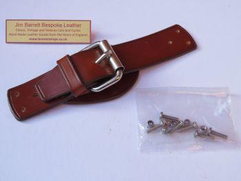 """Short Bonnet Strap 1 1/2"""" - 38mm (Single)"""