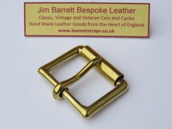 Standard Roller Buckle Brass