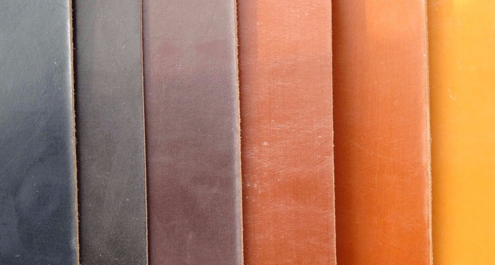 Leather Sample Bridle Leather