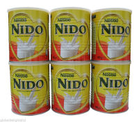 Nido Milk Powder 400g x 6  Nido Dry Milk Powder