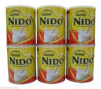 Nido Milk Powder 400g x 6  Nido Dry Milk Powder