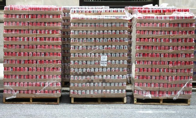 pallets-filled-coke-