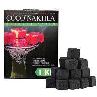 NAKHLA CHARCOAL COCO NAKHLA COAL Original Genuine Coco Nakhla 1kg