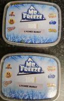 LYCHEE BURST FLAVOUR 100G x 2 = 200g Original Genuine Mr.Freeze Lychee Burst Flavour