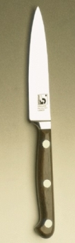 FORGED Paring Knife; straight blade 4""