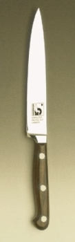 """FORGED Utility Knife; straight blade 6"""""""