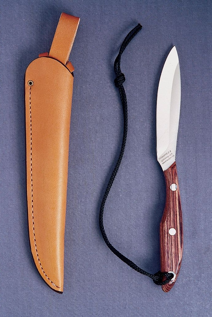 Trout and Bird Knife