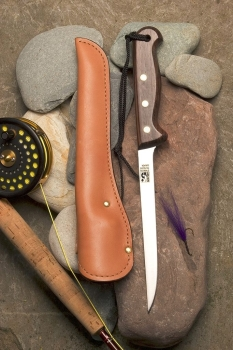 "7"" (Most Popular) Fillet Knife and Sheath (ex-VAT)"