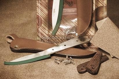 Grohmann U Make It Knife Kits