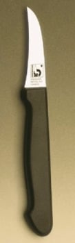 POLY Paring knife; curved blade 2""