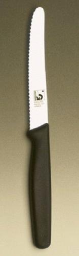 POLY Tomato/steak knife; serrated blade 4