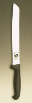 POLY Bread knife, serrated blade 8""