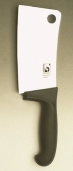 "POLY Cleaver, heavy duty 6"" blade"