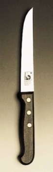 REGULAR Boning knife, stiff wide blade 6""