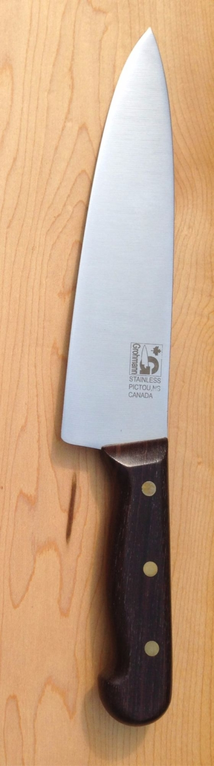 REGULAR Chef knife; 8