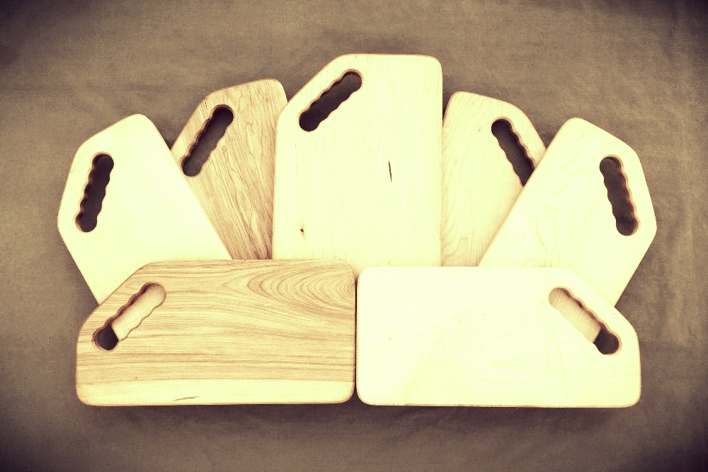 Cutting Boards, etc.