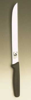 POLY Carving knife; straight blade 9""