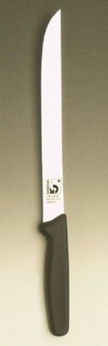 POLY Carving knife; straight blade 9