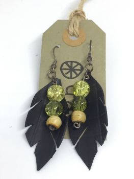 Innertube Earrings