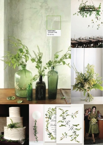Greenery * Pantone colour of the year 2017