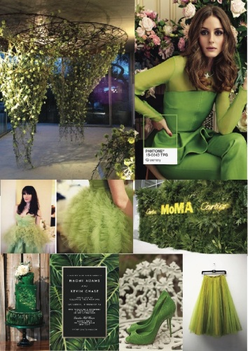 Greenery * Pantone colour of the year 2017_2