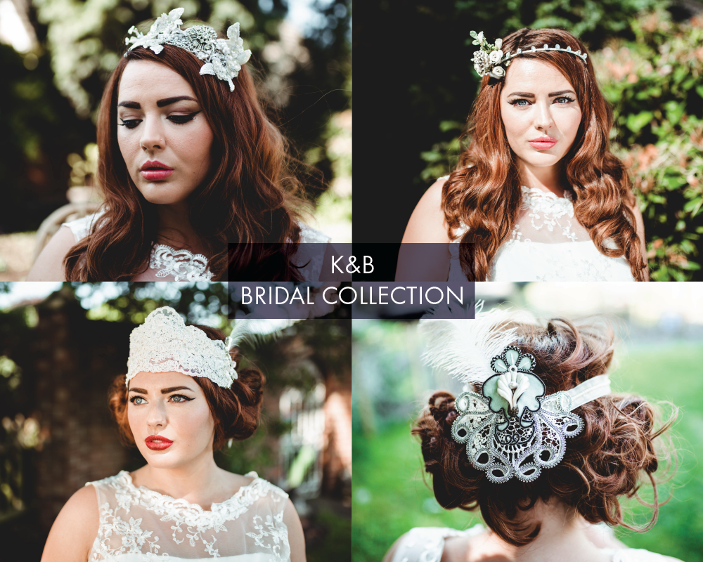 Handmade Vintage Bridal Collection