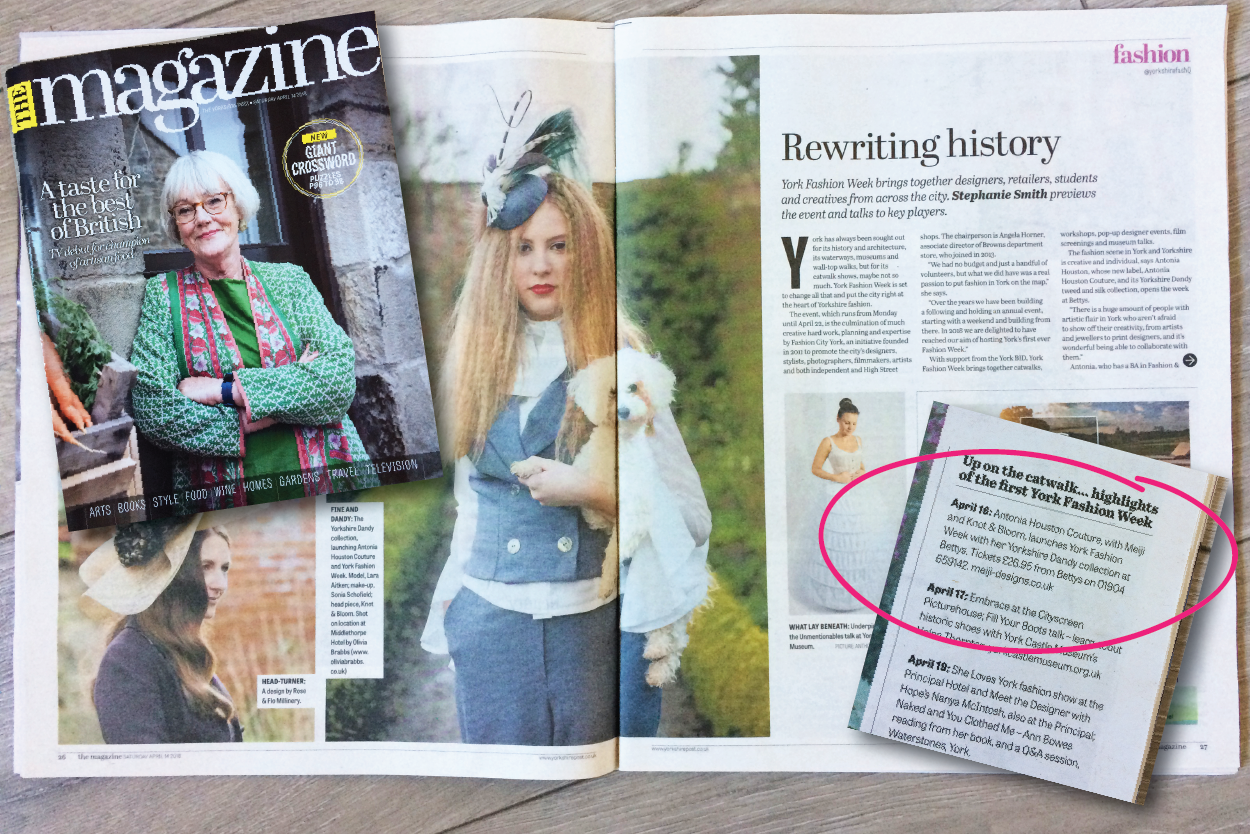 Yorkshire Post Magazine