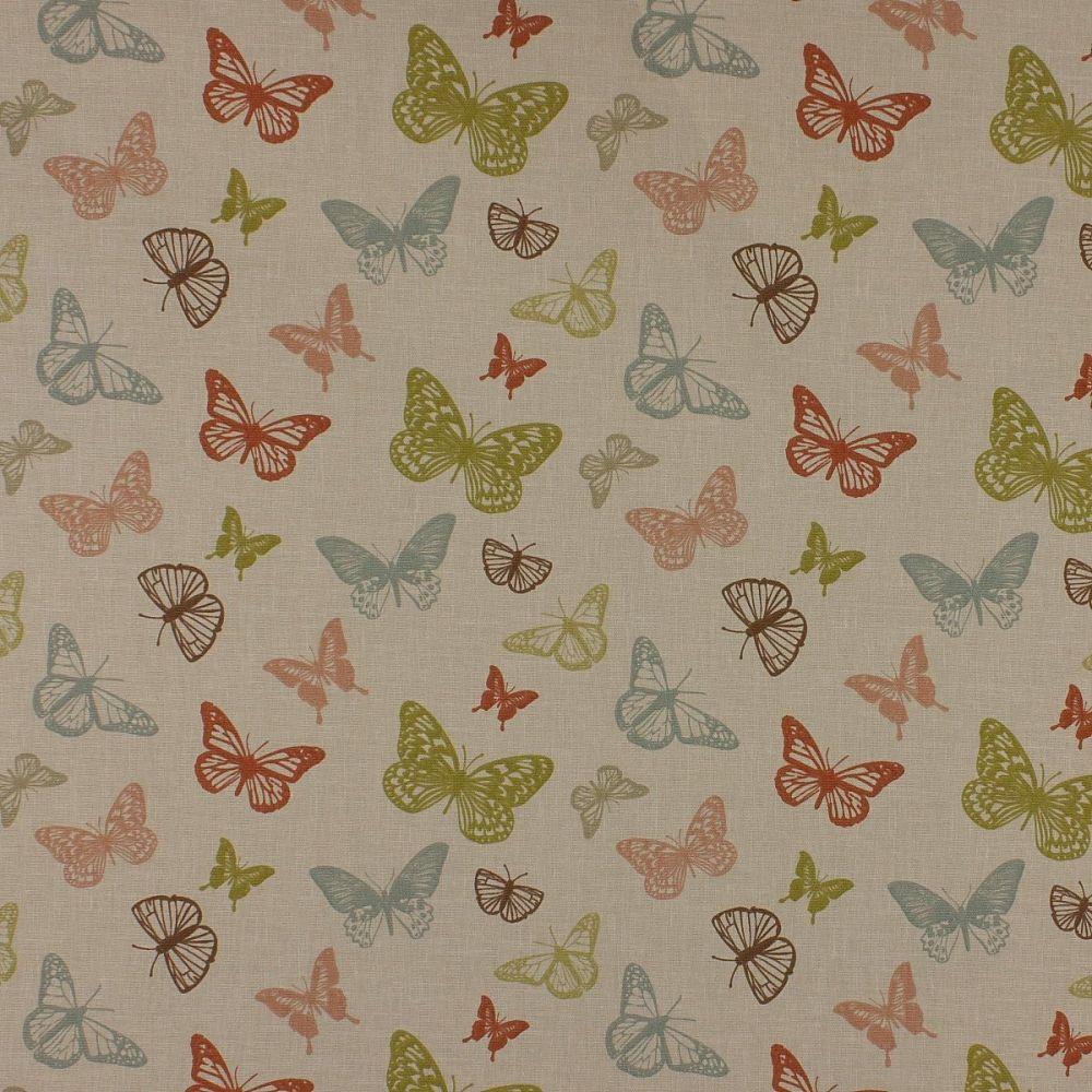 Butterflies - Coral