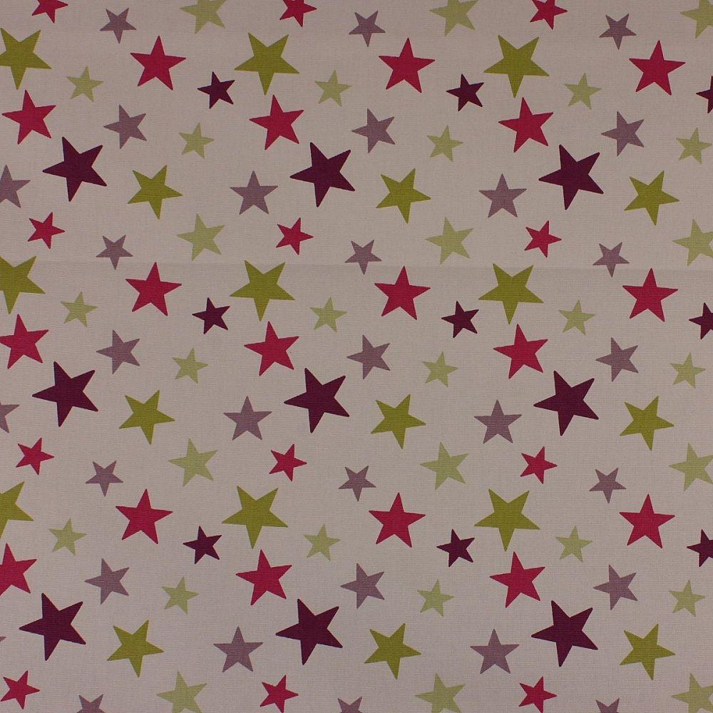 Funky Stars - Purple