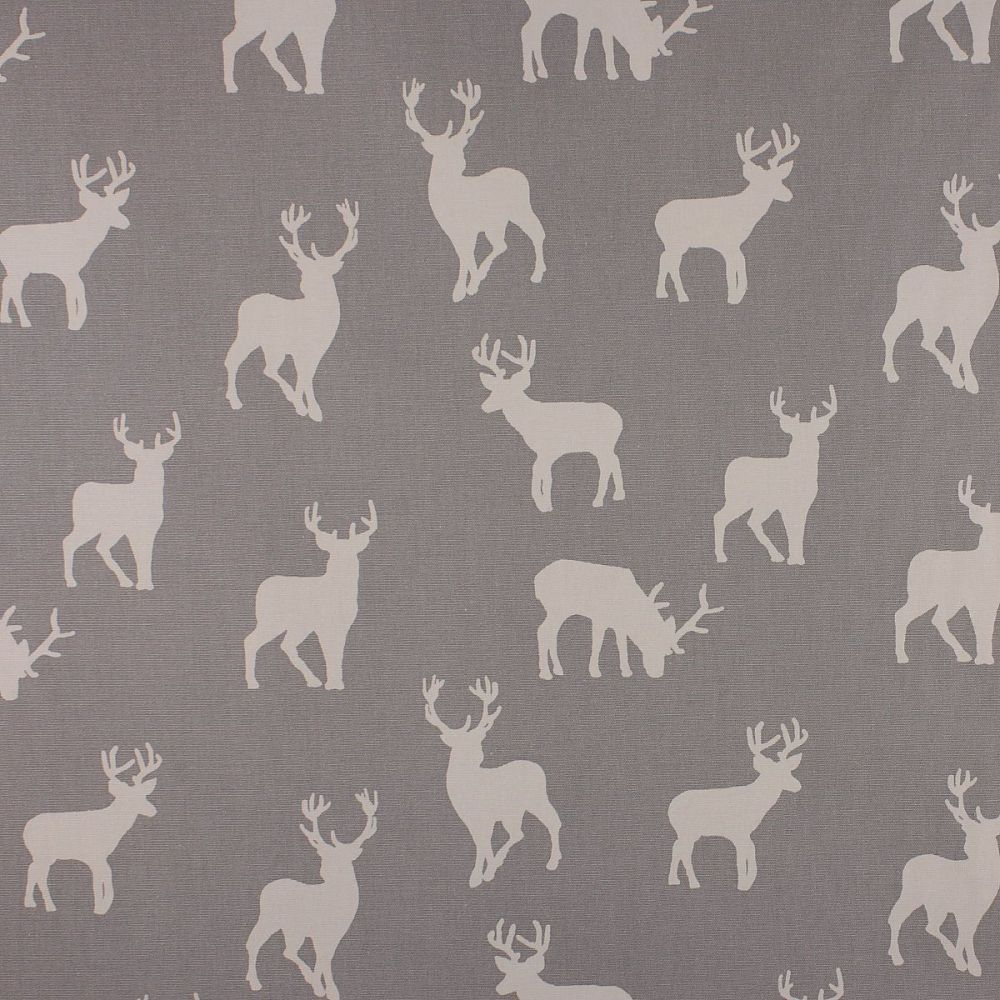 Christmas Stag - Silver