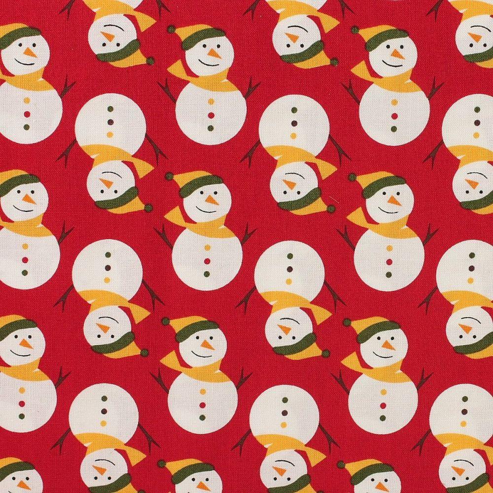 Fabric Freedom - Christmas Characters - Snowmen