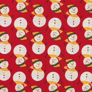 Fabric Freedom - Christmas Characters - Snowmen (£10pm)