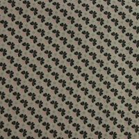 Julia - Small Flower - Grey & Pink (150cm wide fabric) (£11pm)