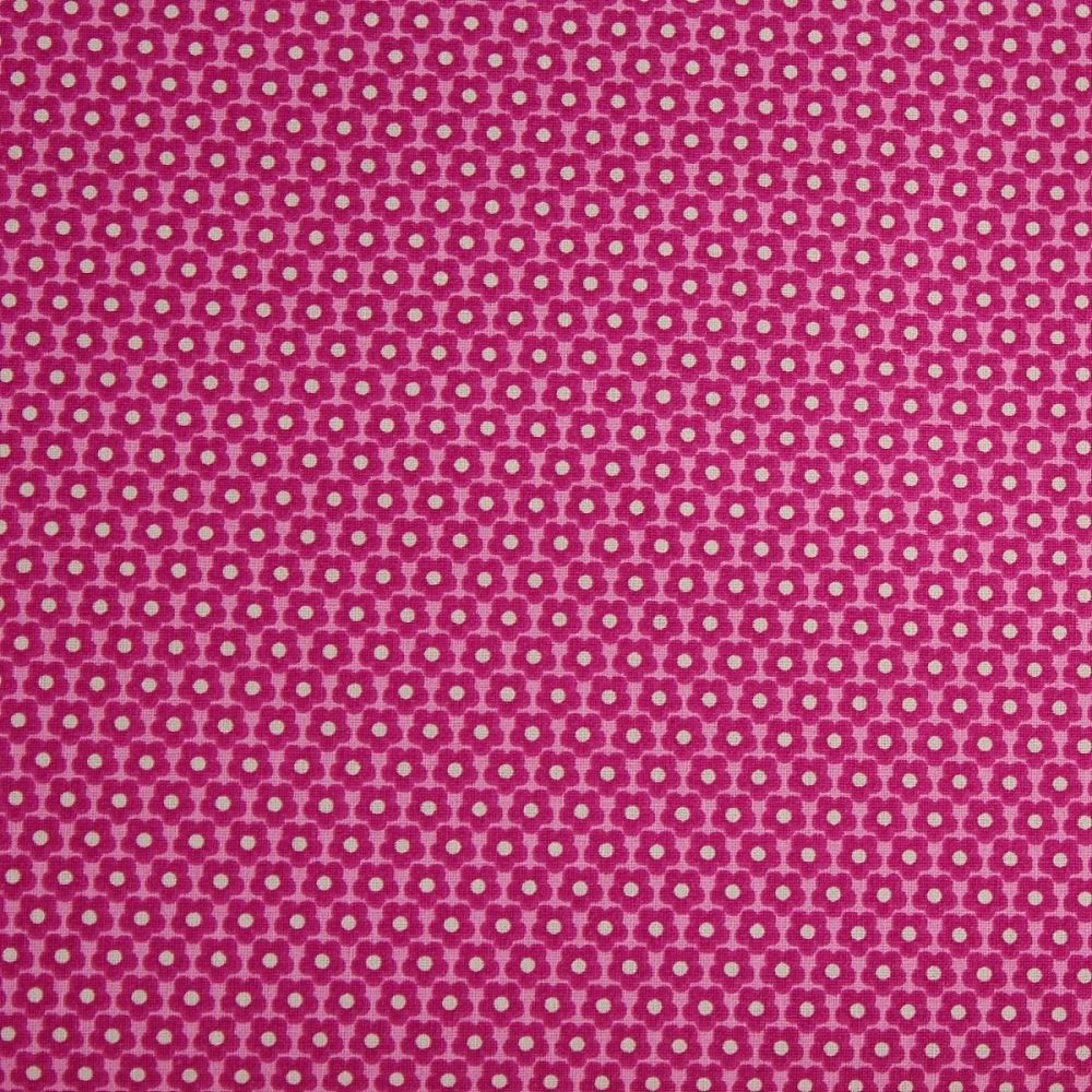 Rico Fabrics - Doilies in Rose (160cm wide fabric)