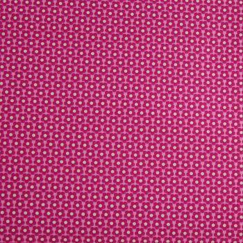 Rico Fabrics - Doilies in Rose (160cm wide fabric) Fat Quarter