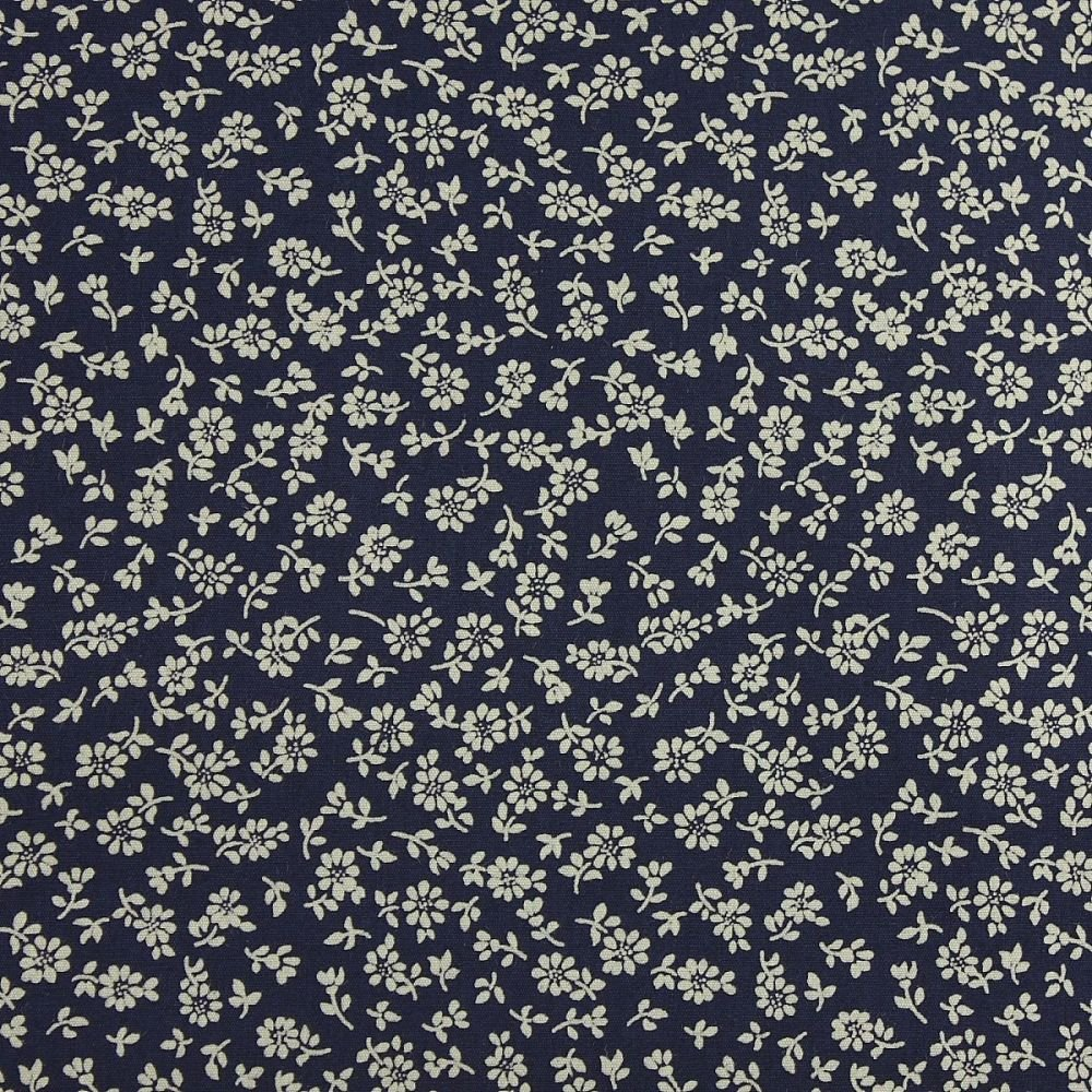 Fabric Freedom - Navy Floral