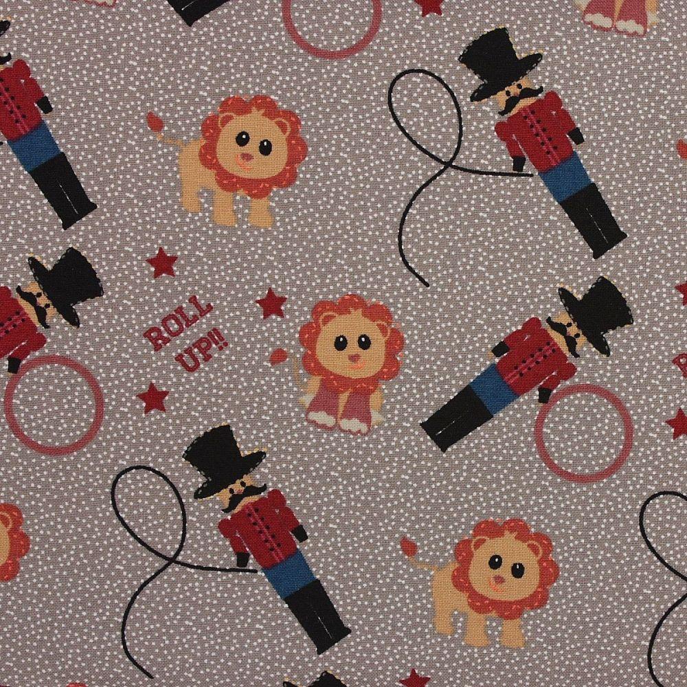 Fabric Freedom - Circus - Ringmaster