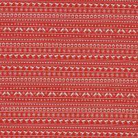 Fabric Freedom - Festive Friends - Scandi Red (£8pm)
