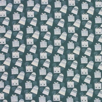 Fabric Freedom - Winter Warmer - Presents (£8pm)