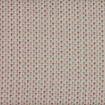 Whisper - Small Flowers (150cm wide fabric) (£12pm)