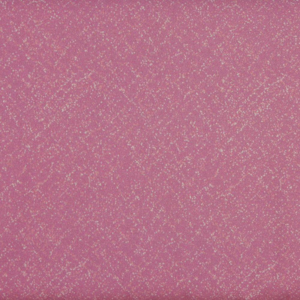 Indigo Fabrics - Cosmos in Pink (150cm wide fabric)