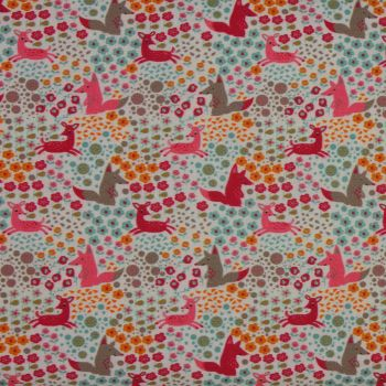 Irvin Foxes (150cm wide fabric) (£11pm)