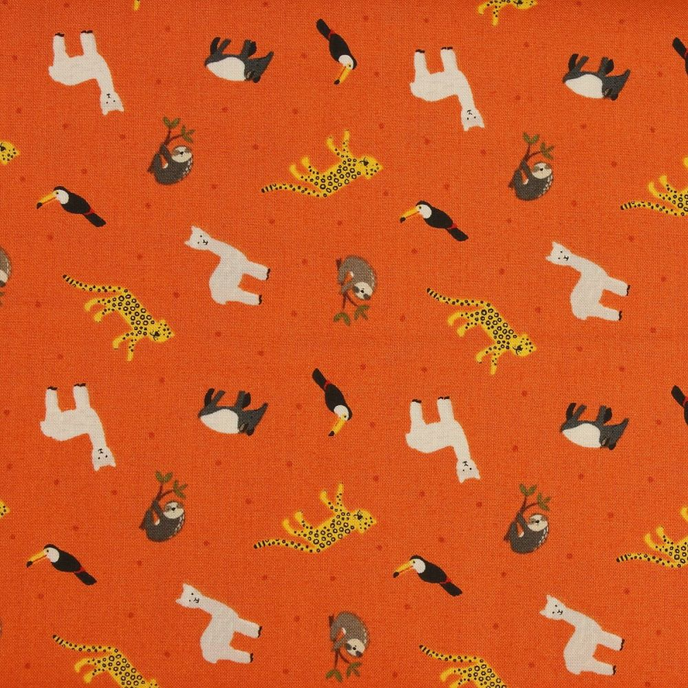 Lewis and Irene Small Things World Animals South America Patchwork Quilting