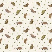 Lewis and Irene Small Things Pets - Tortoises - Patchwork Quilting 100% Cotton Fabric
