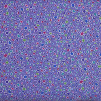 Crescendo Sand on Lavender 100% Cotton Patchwork Quilting Fabric (£13pm)