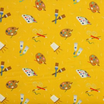 Small Things Crafts - Painting - 100% quilting/patchwork cotton (£12pm)