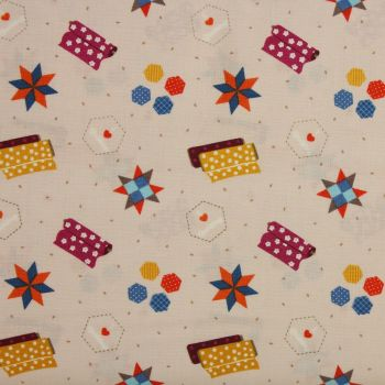 Small Things Crafts - Quilting - 100% quilting/patchwork cotton