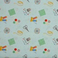Small Things Crafts - Sewing - 100% quilting/patchwork cotton