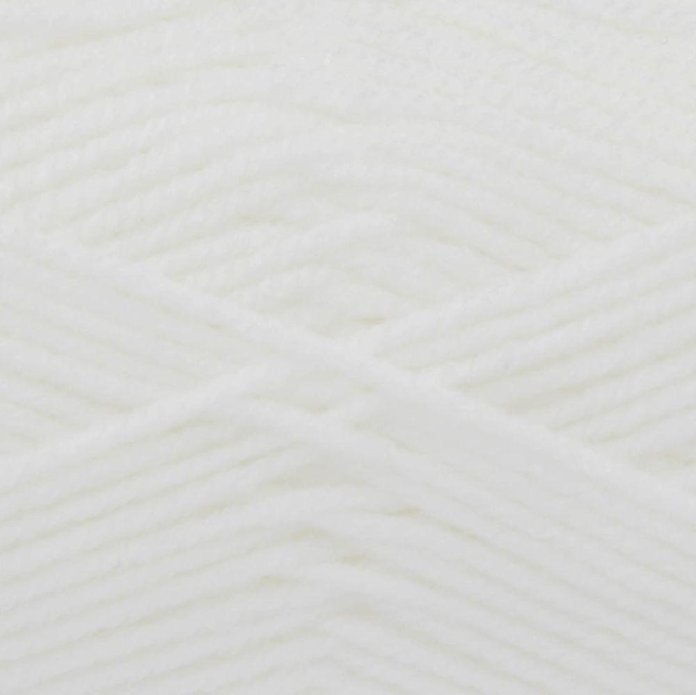 Comfort Aran - White